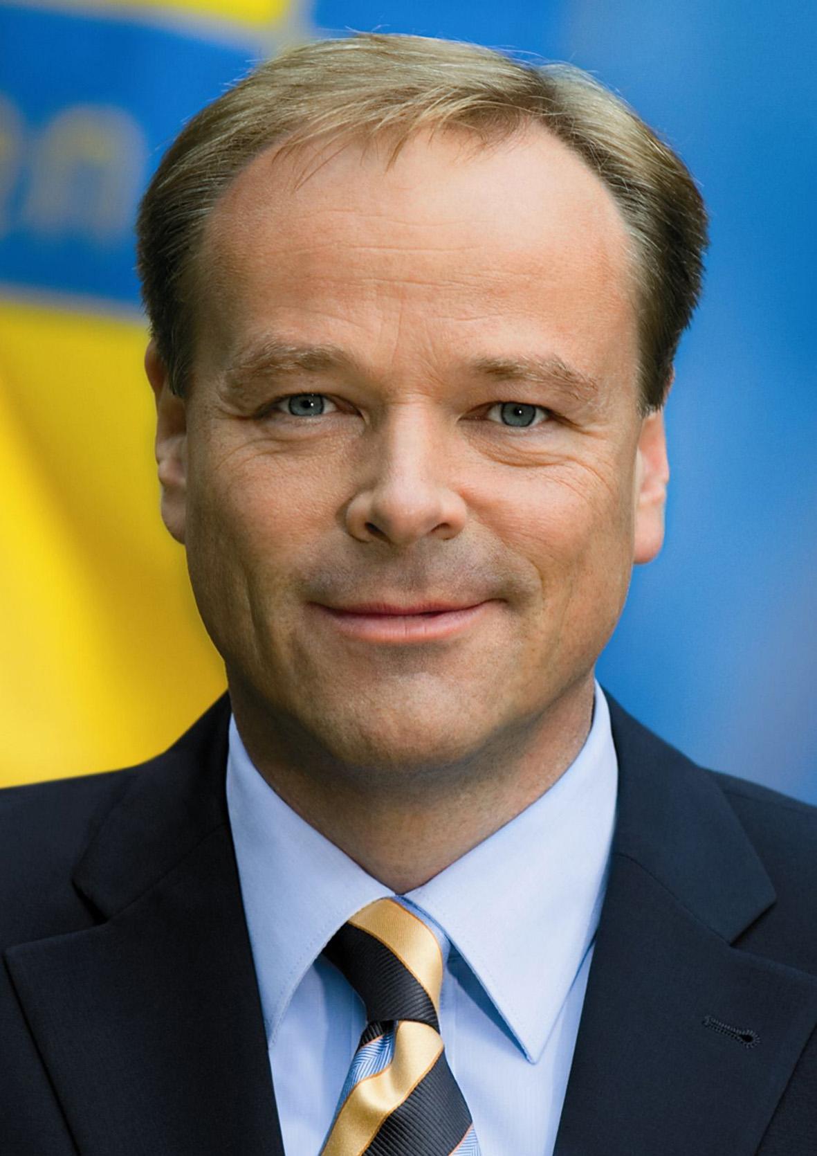 Dirk Niebel Freie Demokraten BadenWuerttemberg